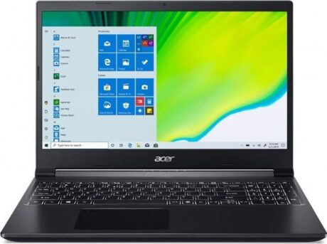 Acer Aspire A715 - Laptop - 15 inch