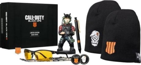 Call of Duty Black Ops 4 - Limited Edition Gear Crate