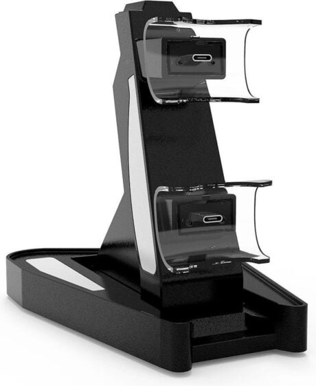 Charging dock Playstation 5 - PS5 - Controller - Oplaadstation - PS5 - Sony Playstation 5 - Inclusief USB-C kabel - Charging station - Controller houder